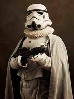 Stormtrooper by Sacha Goldberger
