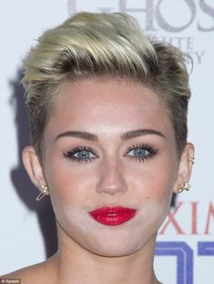 Miley Cyrus Do not Want To Change Her Hairstyle - Hairstyles, Easy Hairstyles For Girls