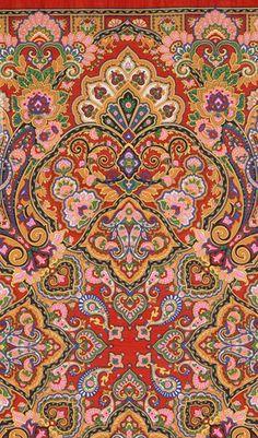 Pin by candace hansen on pattern & print пейсли, текстиль, ц Pattern Design, Print Design, Decoupage, Wow Art, Crazy Colour, Paisley Print, Painting Inspiration, Textile Design, Drawing