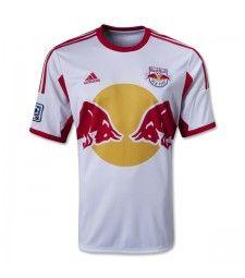 New York Red Bulls 2014 Primary Soccer Jersey 3f21298e46f46