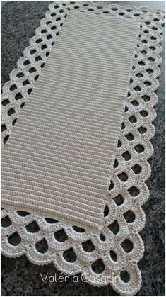 Baby Pink and White Crochet Blanket /Open Weave Lace / Shower Gift / Girl Blanket / Cotton Yarn / Baby Blanket Crochet Edging Patterns, Crochet Lace Edging, Crochet Borders, Filet Crochet, Crochet Doilies, Crochet Stitches, Knit Crochet, Crochet Table Runner, Crochet Tablecloth