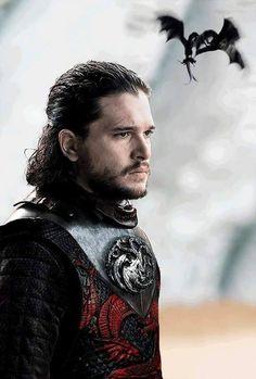 Jon Snow (Aegon Targaryen) / Kit Harrington (See also House Stark) Arte Game Of Thrones, Watch Game Of Thrones, Game Of Thrones Fans, Jon Targaryen, Kit Harrington, Khal Drogo, Winter Is Here, Winter Is Coming, Jon E Daenerys
