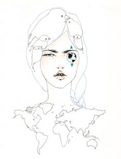 "She loves this pic, she's a Nature girl... ~charmaine olivia ""earth girl"""
