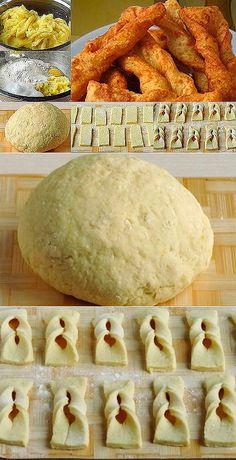 Ukrainian Recipes, Russian Recipes, Cookie Recipes, Dessert Recipes, Russian Desserts, Good Food, Yummy Food, Cookery Books, Arabic Food