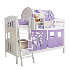 32 best Letti a castello images on Pinterest | Child room, Baby ...