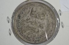 1934 Tunisie Tunisia 10 Ten Francs Silver Coin VF Very Fine