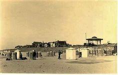 Op strand van Katwijk