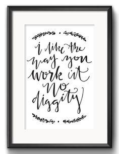 I like the way you work it - no diggity. Blackstreet Boys Rap Poem :) Yessss