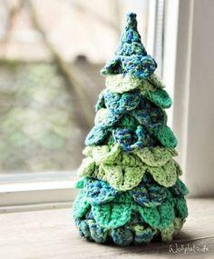 weihnachtsbaum-häkeln Mehr