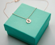 Display the power of the zodiac twins with this very cool gemini zodiac symbol necklace! Handmade import from italy cheers.