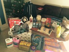 Chill Expeditions gives back during the holiday season to a family in need