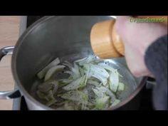 Sauerkraut aus der Tüte verfeinern mit Zwiebel und Apfel (Urgeschmack)