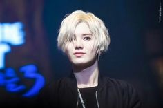 Infinite That Summer 3 concert - Sungjong (How I missed that blonde hair♡)