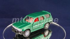 TOMICA 084E TOYOTA HILUX SURF | 1/65 | 84E-8 | 1995 CHINA Toyota Hilux, Old Models, Diecast, Surfing, China, Japan, Box, Green, Auction