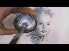 Transferencia de fotografia a la madera - YouTube