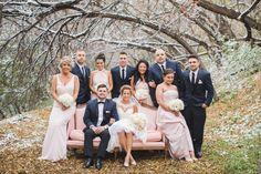 Wedding Party, Bridal Party