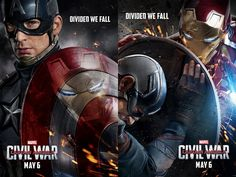 captain america civil war trailer - Google Search