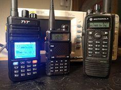 Baofeng DM-5R and Radioddity GD-55 test results | Rocky Mountain Ham Radio