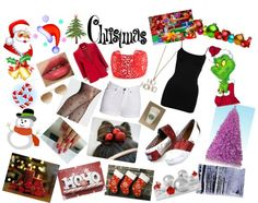 """""""Merry Christmas Polyvore"""" by sammietomilnson ❤ liked on Polyvore"""