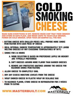 Interested in cold smoking cheese this holiday season? Check out this #DADGUMgood guide to go along with our Masterbuilt Slow Smoker attachment: http://mbt.cm/e9W8ao