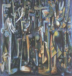 Wilfredo Lam, el surrealismo en cuba.