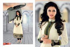 New designer cotton #salwarkameez for stylish women shop online with #craftshopsindia