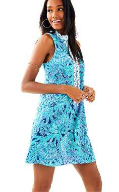 fc99e181e3c LILLY PULITZER JANE SHIFT DRESS.  lillypulitzer  cloth   Yes To The Dress