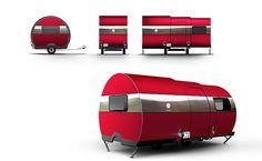 Beauer 3X. Una caravana telescópica que amplia hasta tres veces su tamaño en 20 segundos