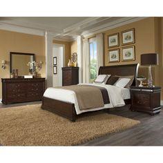 3368f83578f6 Parkland 6-piece King Bedroom Set King Bedroom Sets