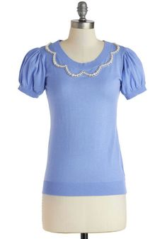 Maine Event Top, #ModCloth