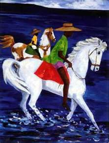 Not Diego Rivera it's Jonathan Green Horse Art, American Art, Green Art, Art, Life Art, African American Art, Diego Rivera Art, Love Art, American Artists
