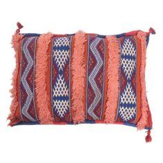 Vintage Pillow 19 by Moroccan Prestige | domino.com