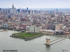 Gallery of Pier 40 Parks and Housing Development Proposal / WXY Architecture…