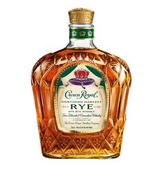 Crown Royal Launches First-Ever Rye Whisky