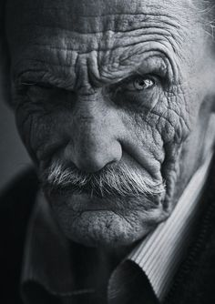Love this. Angry man photography