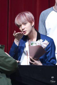 Jin BTS - Bundang Fansign