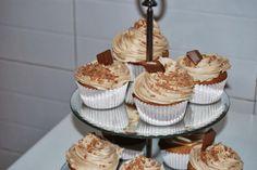 Kinder cupcakes!! #kinder #cupcakes #delicious #recipe #chocolate #sogood #iloveit