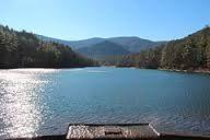 Lake Trahlyta, Vogel State Park