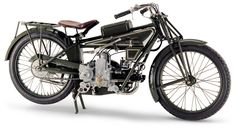 The first Moto Guzzi
