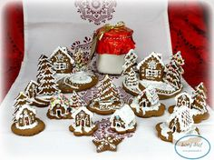 Biscotti di Pan di Zenzero Gingerbread
