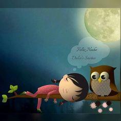 Feliz noche se q tu dia estuvo cansado descansa.... ta mañana.....