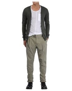 ANDREA POMPILIO Men - Pants - Casual pants ANDREA POMPILIO on thecorner.com