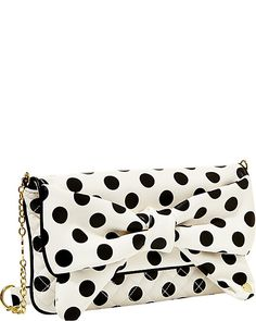 0857145f94 DOTS ENOUGH SHOULDER BAG WHITE accessories handbags day no sub class White  Clutch