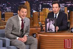 "Chris Pratt on ""The Tonight Show Starring Jimmy Fallon"" | Tom & Lorenzo Fabulous & Opinionated"