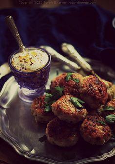 Turkish Meatballs with Yogurt Sauce ¦ Fragola e Limone