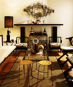 Century City Condominium by Melody Interior Design