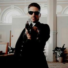 I'd give you everything, Seth Gecko.
