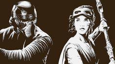 Kylo/Rey - The Black Series; 3