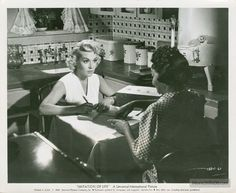 Imitation of Life 1959. Lana Turner and Juanita Moore