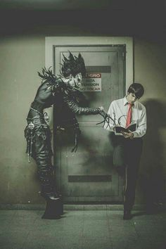 Death Note cosplay by Yanurix Cosplay